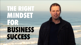 Image of video post on how your small business needs you to think different